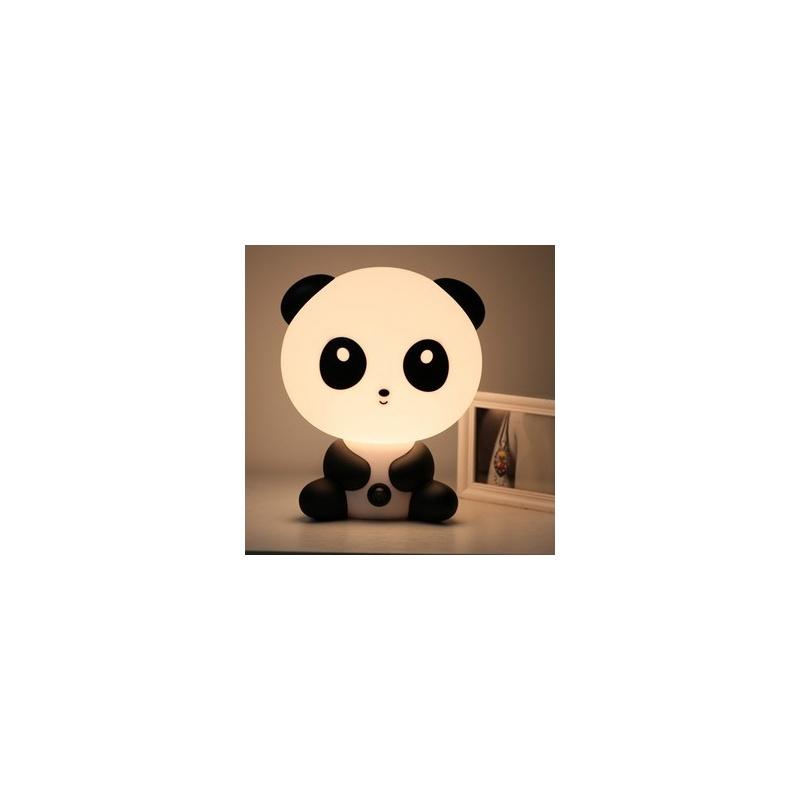 吉满 可爱造型创意 功夫熊猫台灯 熊猫小夜灯