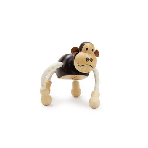 00 数量:-  【特宝儿】森林动物公仔 精品木玩木制玩具纯手工工艺品