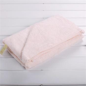 内野uchino棉花糖连帽浴巾 婴儿抱巾 新生儿宝宝 抱被