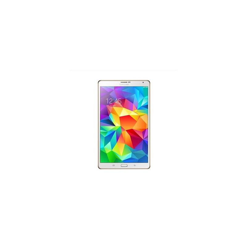 三星(SAMSUNG) TAB S T705C 8.4英寸平板电脑 Super AMOLED绚丽屏(2560x1600)双四核 4G Super AMOLED绚丽屏给您惊人的视觉享受,观影观剧更爽体验!时尚超薄设计,单手持握毫无压力,更加舒适便携!