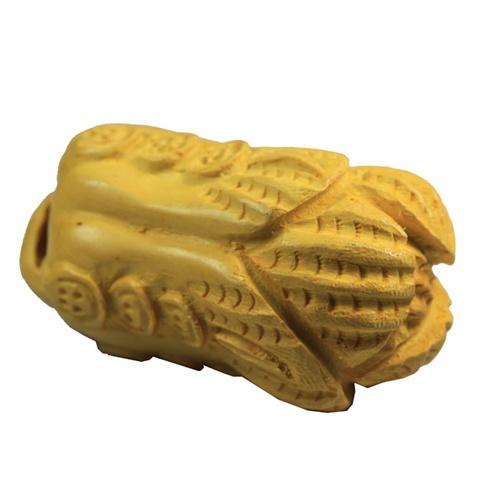 原色黄杨木木雕