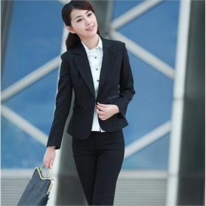 职业装 西装女装工作服ol时尚白领丽人职业套装