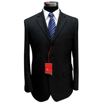男士西服套装 上衣 裤子 灰黑色 正装西服 商务男装