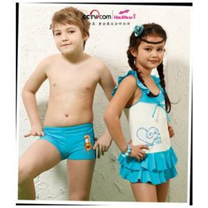 儿童泳裤 小男孩泳装