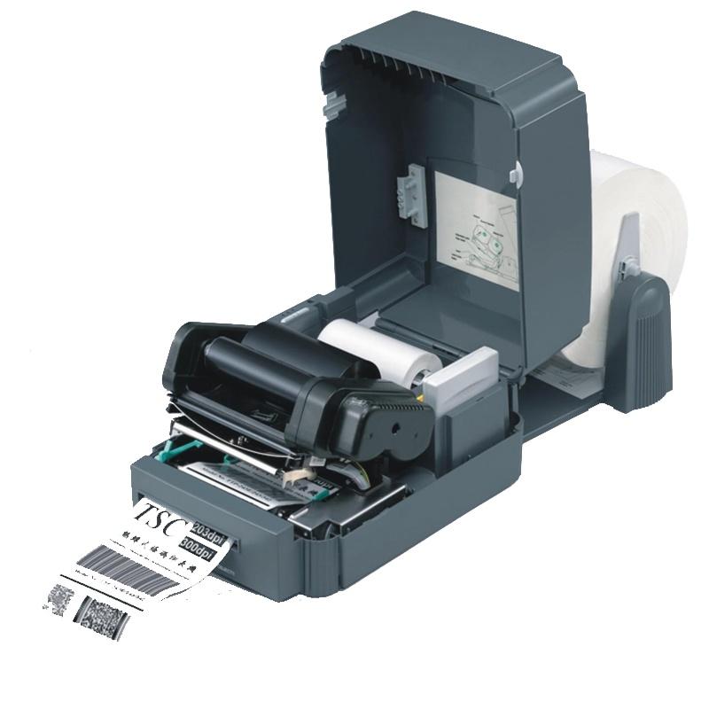 tscttp244_台半tsc ttp-244 pro 条码打印机 不干胶标签机 244plus升级版 速度