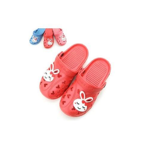 童装 儿童 可爱小免子儿童拖鞋 儿童凉拖鞋