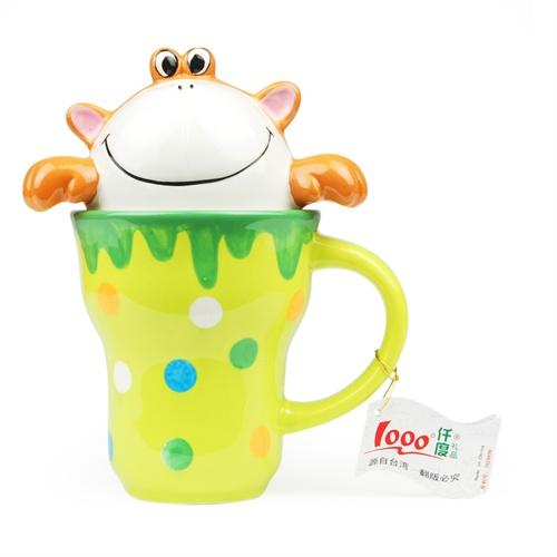 儿童杯 卡通青蛙