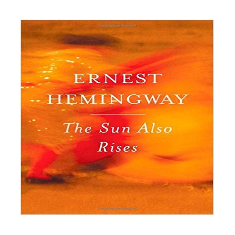 【海明威:太阳照常升起 英文原版 Sun Also Ris