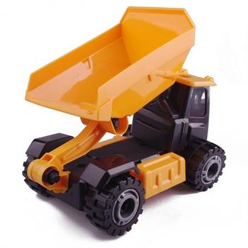 JCB 组装25cm泥斗车 56件装