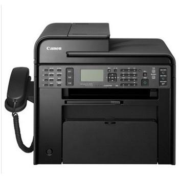佳能(Canon)iCMF4752黑白激光多功能一体机(打印复印扫描传真电话)四合一全能经济型激光多功能一体机佳能MF4752激光一体机替代MF4452媲美惠普M1536DNF一体机