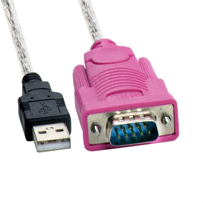 bbl usb-rs232 转换线 usb转9针串口线 usb转com口 usb转串口线