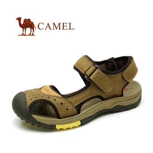 CAMEL骆驼 男鞋 2013夏季新款 户外男士凉鞋 沙滩鞋 82203613