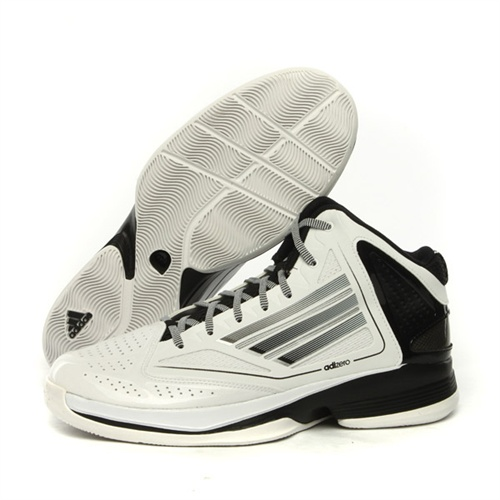 adidas 透气篮球鞋