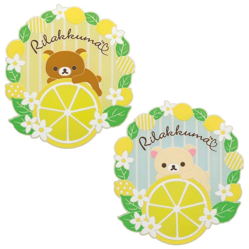 柠檬可爱小清新绘画