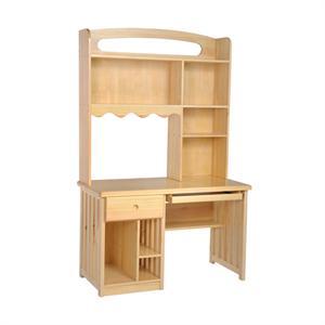 实木家具彩虹乐园书桌学习桌休闲桌电脑桌写字桌办公