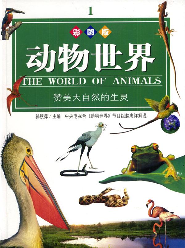 动物世界:赞美大自然的生灵