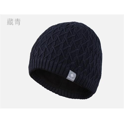 时尚帽子男针织帽套头帽包头帽毛线帽冷帽网球帽 男睡帽冬帽 男人男生