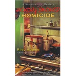 Hickory Smoked Homicide(ISBN=9780425244609)