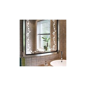 玻璃背景壁纸田园衣柜贴纸