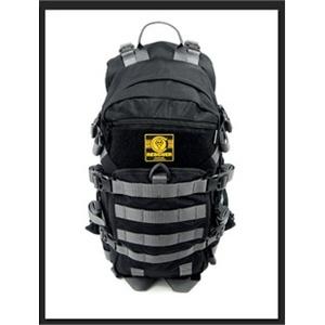 极速骑行包/日常双肩背包(黑色)