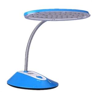 (创新电器)久量628 两档led台灯调光 阅读学习护眼台灯 充电写字卧室