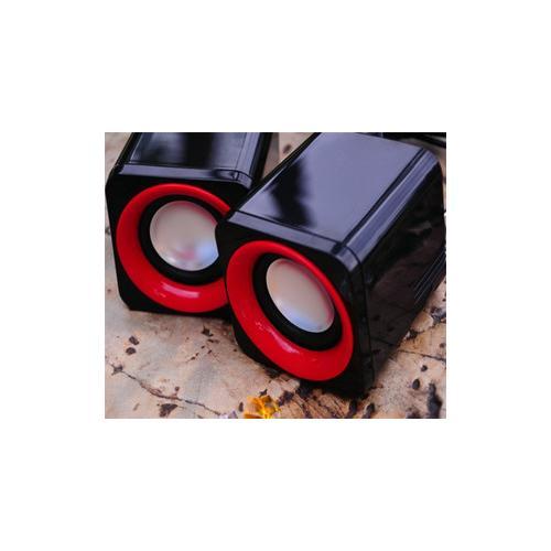 先科usb 立体声 迷你小音箱 音响 电脑音箱 t-80g 音质超好