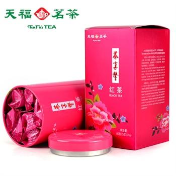天福茗茶 茶享馨 正品云南特产凤庆特级茶叶 优雅情调红茶 新包装怎么样,好不好
