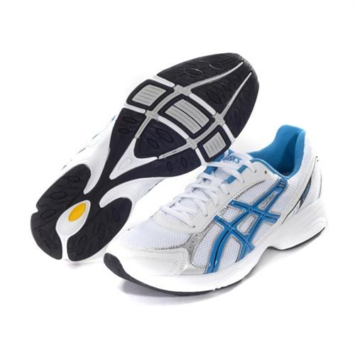 【亚瑟士asics男鞋跑步鞋运动鞋2013新款缓冲跑鞋