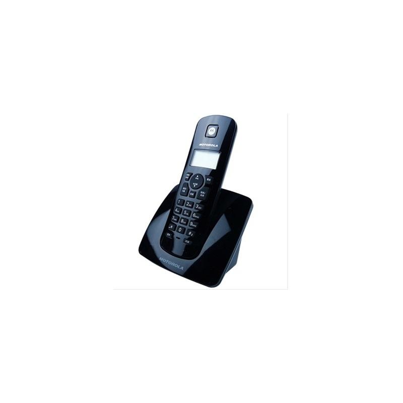 摩托罗拉(motorola) c401c 数字无绳电话(黑色