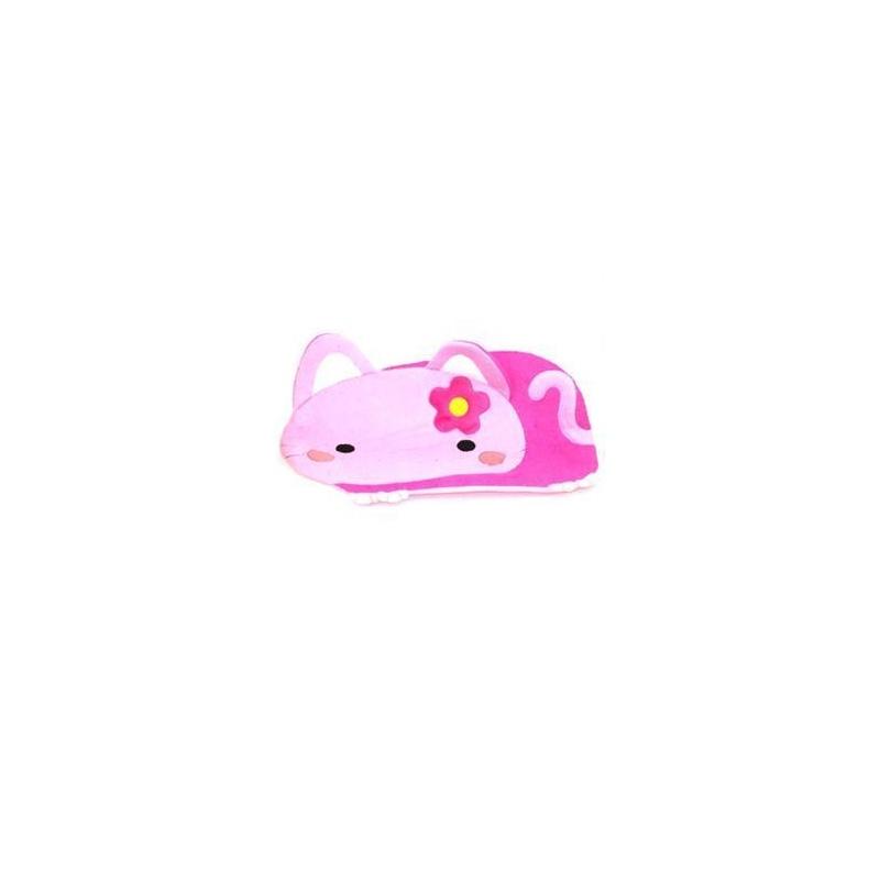 【想飘】高品质毛巾布面料卡通地垫/地毯(小猫)价格