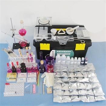 初中高中化学实验探究器材家庭化学实验箱大尺寸玻璃试剂