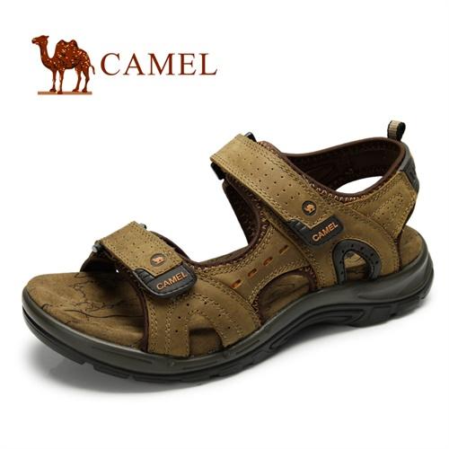CAMEL骆驼 2013夏季新品 潮流男鞋 户外休闲沙滩男凉鞋82307602