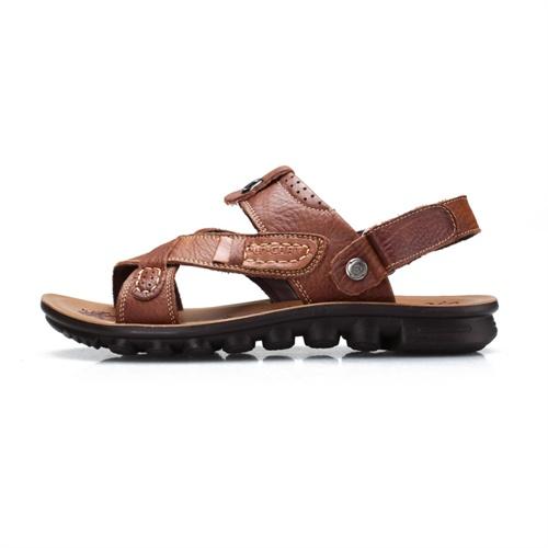 PLO-CART 保罗盖帝 夏季新款男士清爽沙滩两用凉鞋