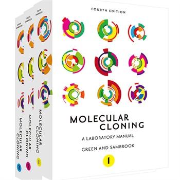 分子克隆实验指南(第四版)(原版)