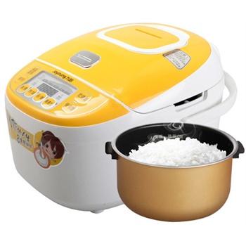 九阳电饭煲煮米饭使用步骤图