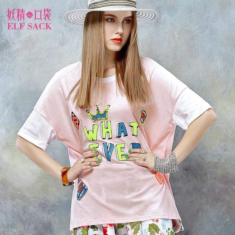 1424211 欧美复古风休闲百搭 支持货到付款 韩版学生女士女款女装服装