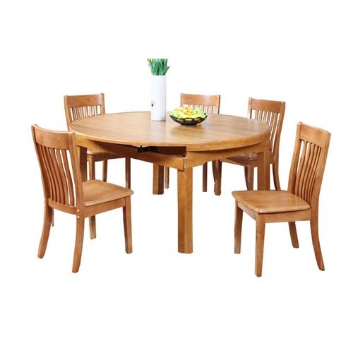 简约时尚实木圆形/长方形/折叠餐桌/台