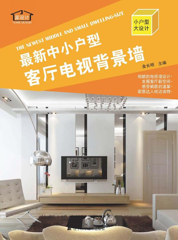 客厅电视背景墙(附赠光盘)/金长明:图书