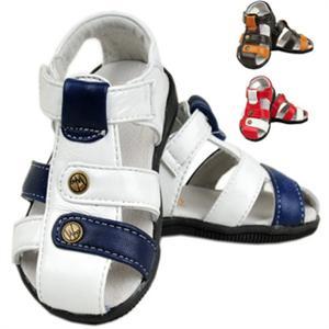 夏季凉鞋 宝宝皮鞋 纯羊皮