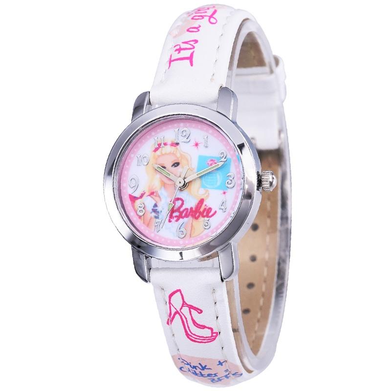 时尚女孩小学生手表 公主表韩版可爱