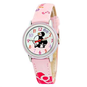disney/迪士尼 石英儿童表可爱女孩手表时尚休闲学生手表 54017