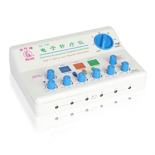 【爱家者】华佗牌电针仪sdz-ii 6路输出电子针疗仪 电