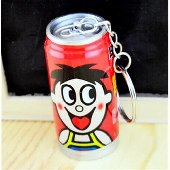 创意文具批发 可乐笔王老吉饮料伸缩笔圆珠笔 易拉罐笔 学生奖品