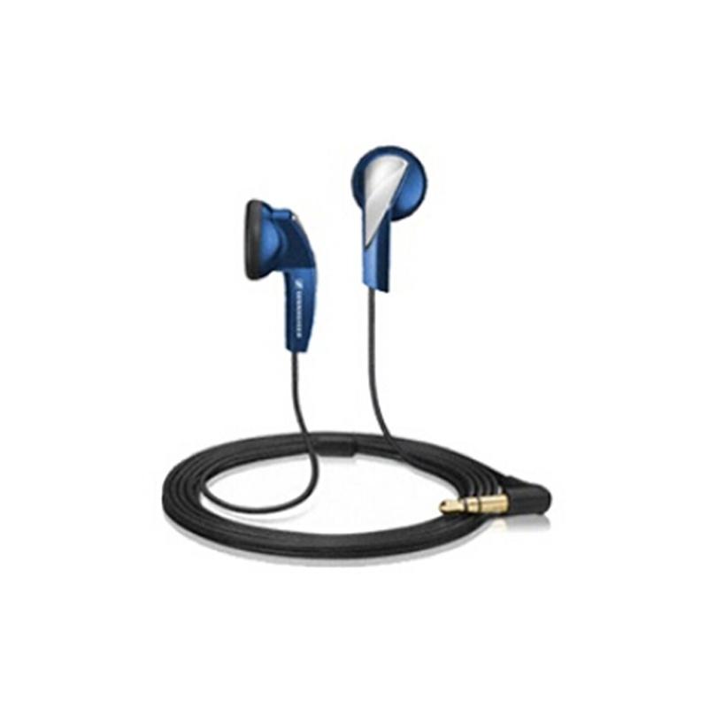 森海塞尔 mx365 耳塞式耳机 mx360升级版 强劲低音驱动立体声耳塞