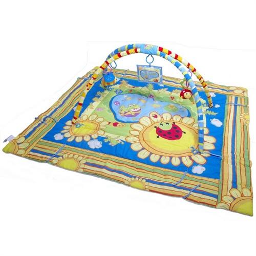 拉迪达 PM20208 快乐青蛙游戏垫