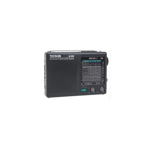 德生r-909 超薄型9波段收音机