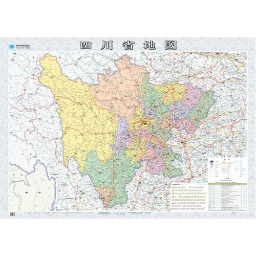 四川省地图-当当触屏版