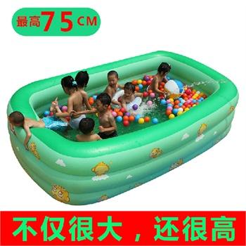 【其他游泳/充气玩具】超大型儿童游泳池超高小孩