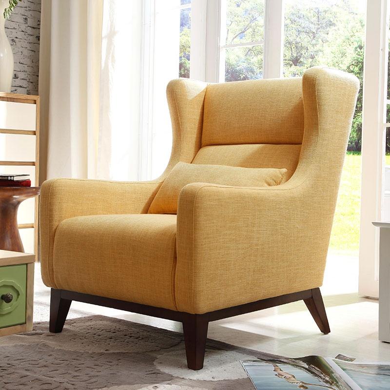 实木沙发椅子图片价格