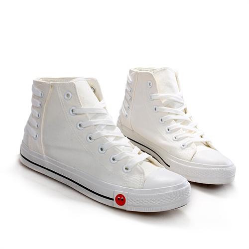 潮流板鞋休闲鞋子男布鞋
